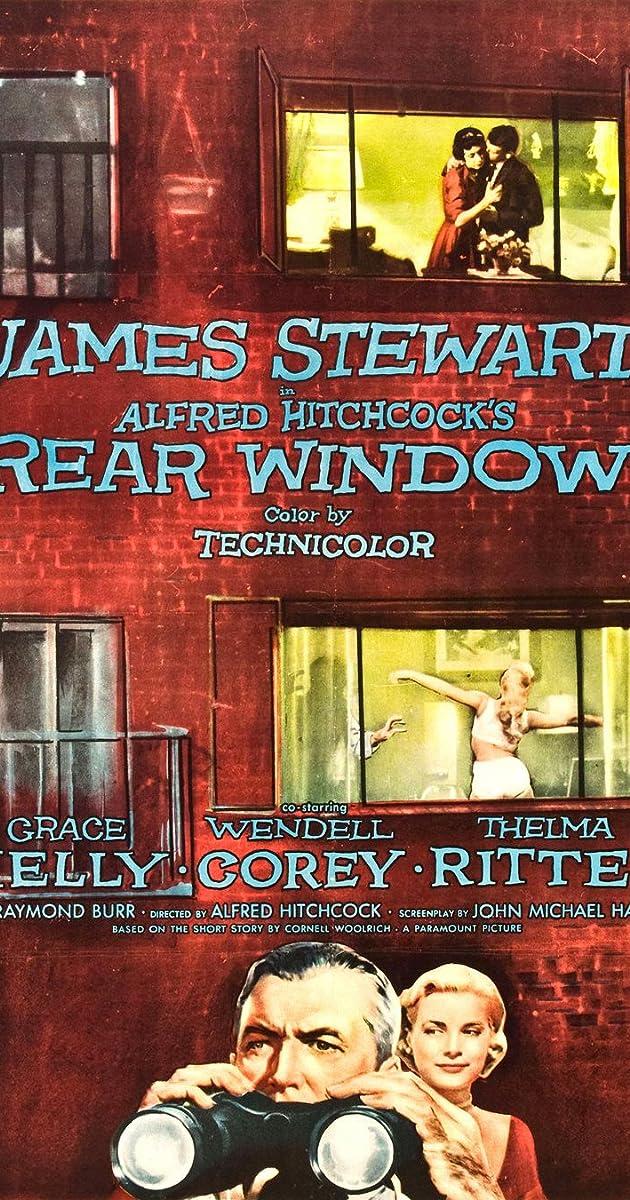 Rear Window 1954 Imdb