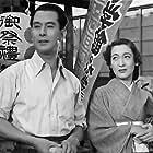 Setsuko Hara and Ken Uehara in Meshi (1951)