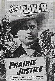 Prairie Justice Poster