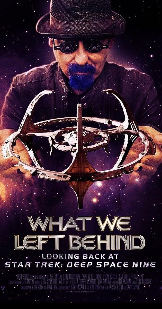Subtitle of What We Left Behind: Star Trek DS9