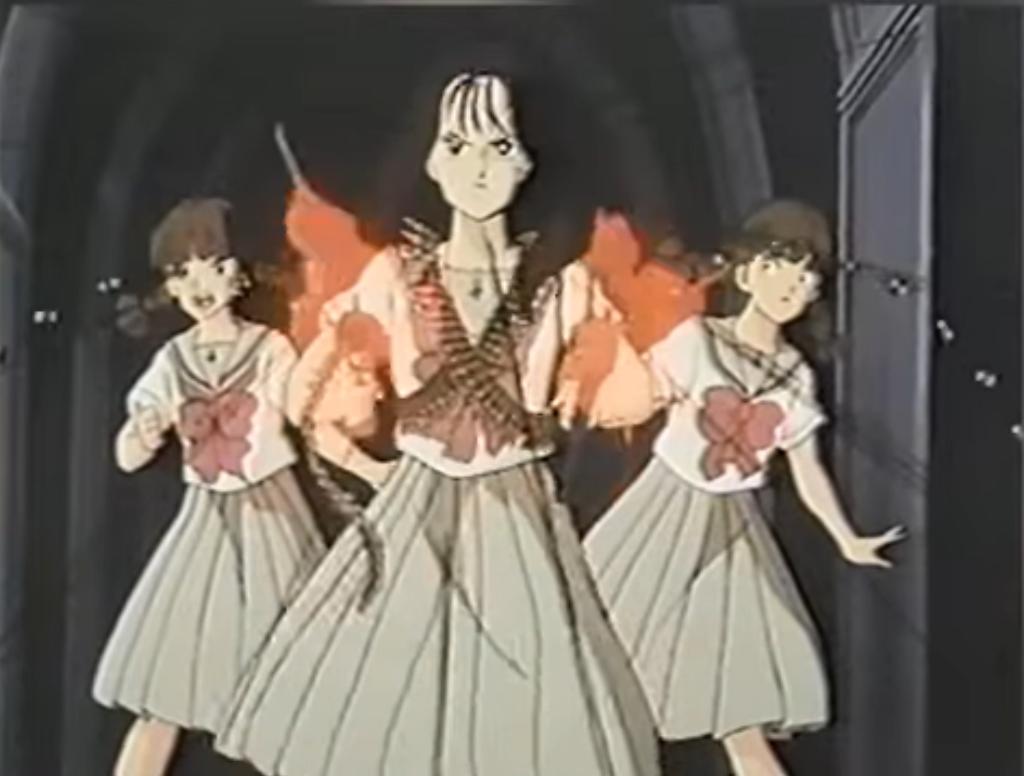 Katsugeki Shôjo Tanteidan (1986)