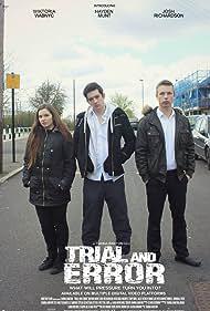 Wiktoria Wabnyc, Hayden Munt, and Josh Richardson in Trial and Error (2017)