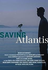 Saving Atlantis Poster