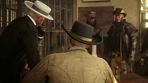 Red Dead Redemption 2: Red Dead Online Standalone Launch Trailer