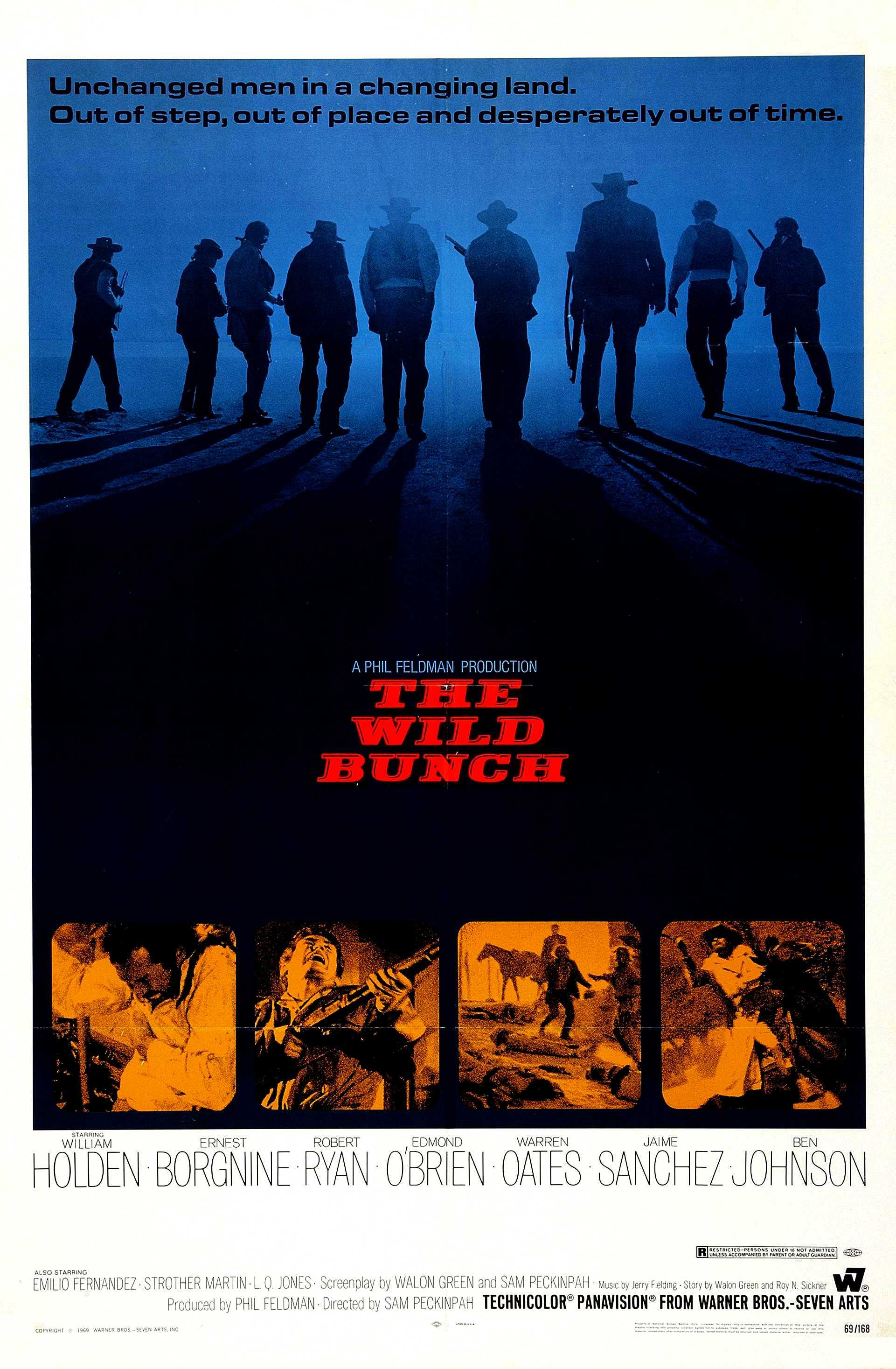 The Wild Bunch (1969) - IMDb d91900d800ee