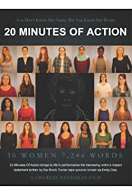 Kitty Crystal and Melissa Joyner in 20 Minutes of Action (2020)