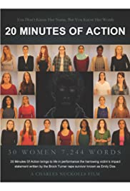 20 Minutes of Action Poster