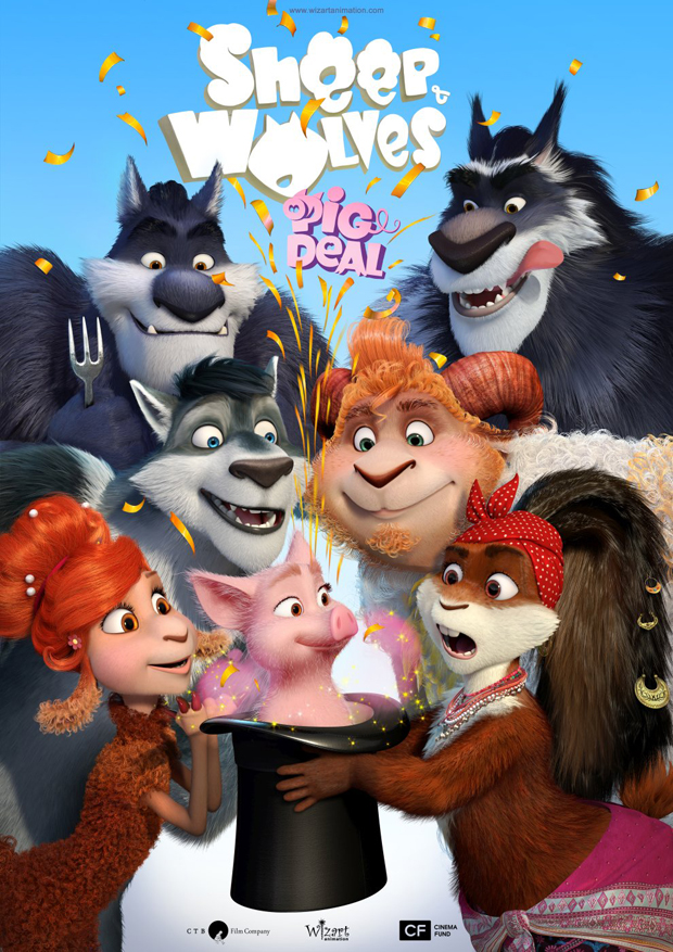 Sheep & Wolves: Pig Deal