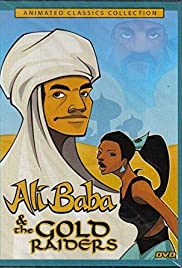Ali Baba & the Gold Raiders Poster