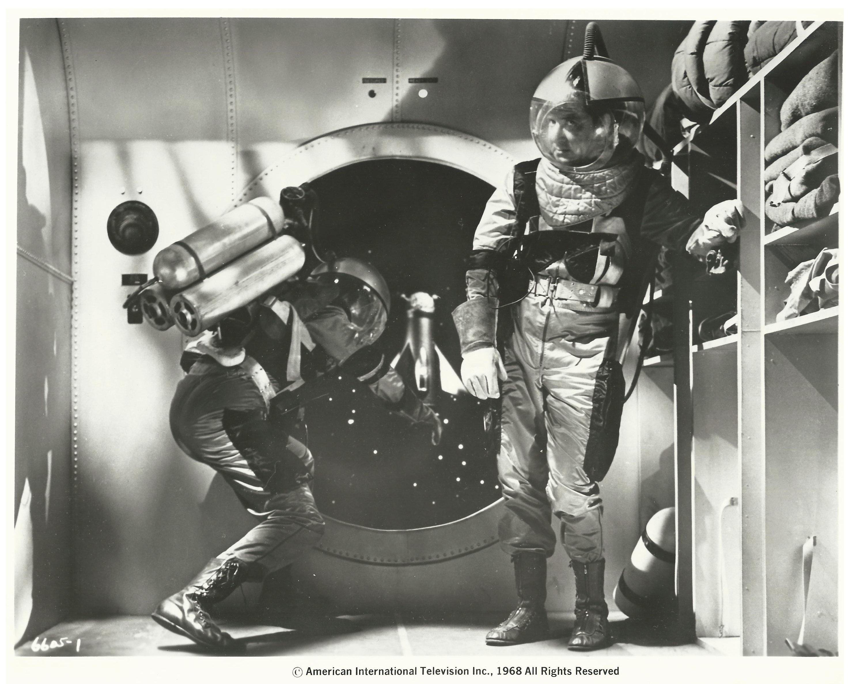 Probe taurus space Space Monster