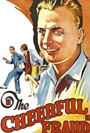The Cheerful Fraud Poster
