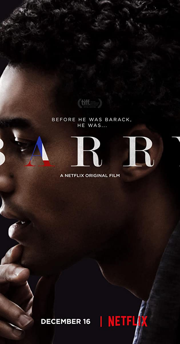 Subtitle of Barry