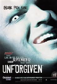 WWE Unforgiven(2004) Poster - TV Show Forum, Cast, Reviews