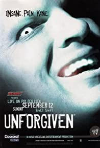 Primary photo for WWE Unforgiven