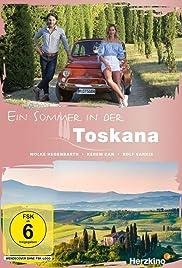Ein Sommer in der Toskana Poster