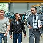 Erdogan Atalay, Robert Schupp, and Daniel Roesner in Alarm für Cobra 11 - Die Autobahnpolizei (1996)