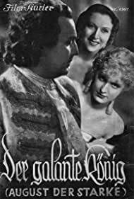 Michael Bohnen, Lil Dagover, and Ruth Eweler in August der Starke (1936)