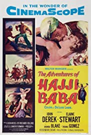 The Adventures of Hajji Baba Poster