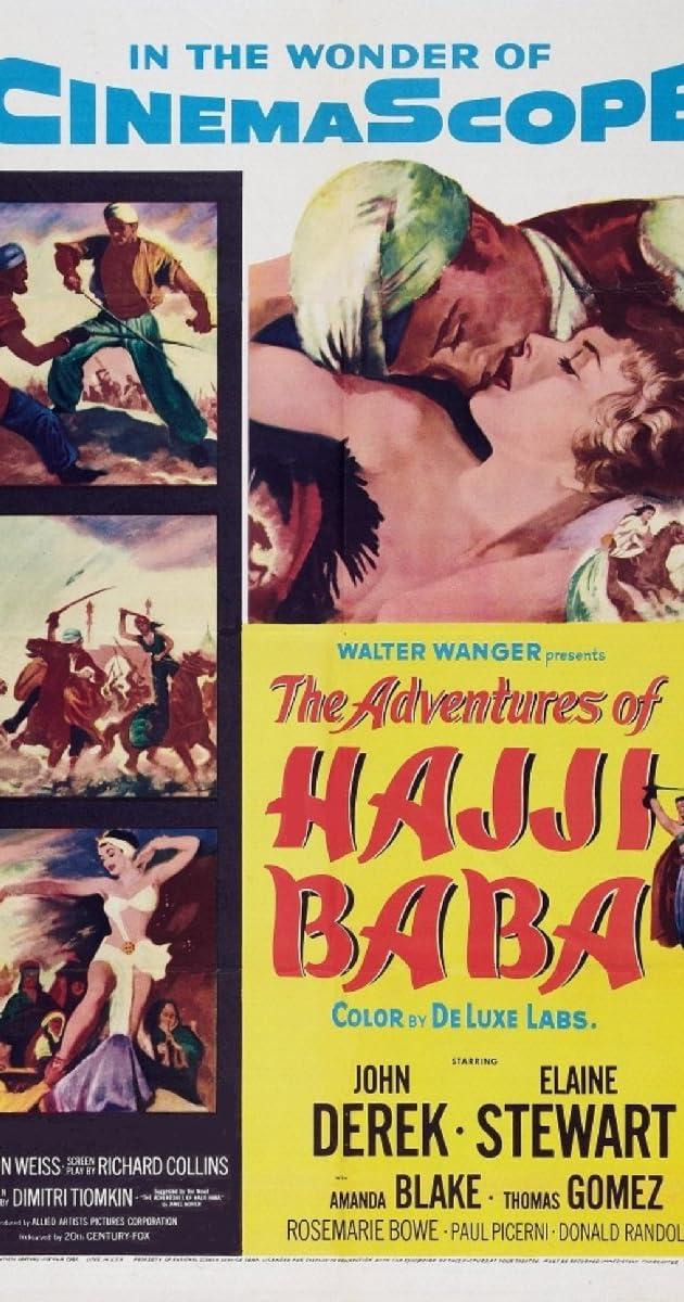 Subtitle of The Adventures of Hajji Baba