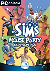 Movie downloads free for ipad The Sims: House Party USA [UHD]