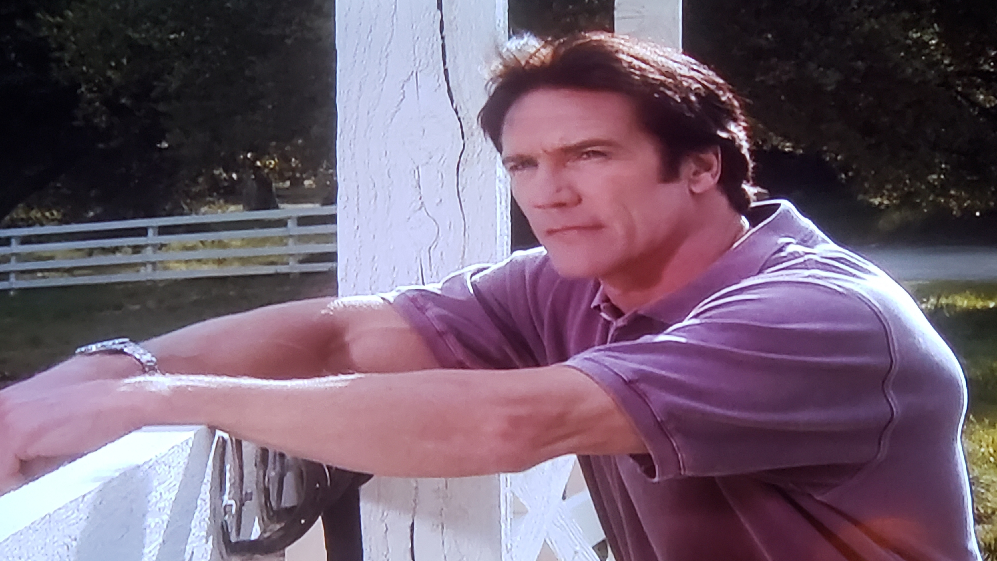 Barry Van Dyke in Diagnosis Murder: Town Without Pity (2002)