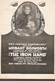 The Iron Hand Poster