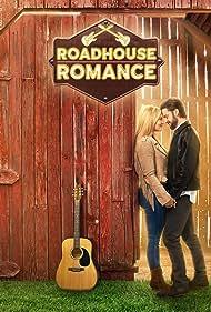 Tyler Hynes and Lauren Alaina in Roadhouse Romance (2021)