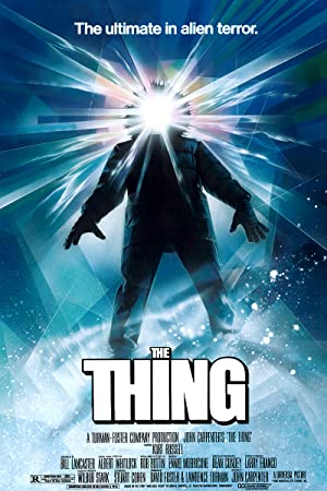Where to stream The Thing