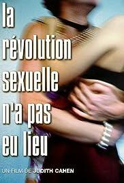 La révolution sexuelle n'a pas eu lieu Poster