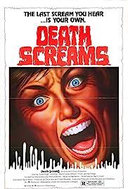 Death Screams(1982) Poster - Movie Forum, Cast, Reviews