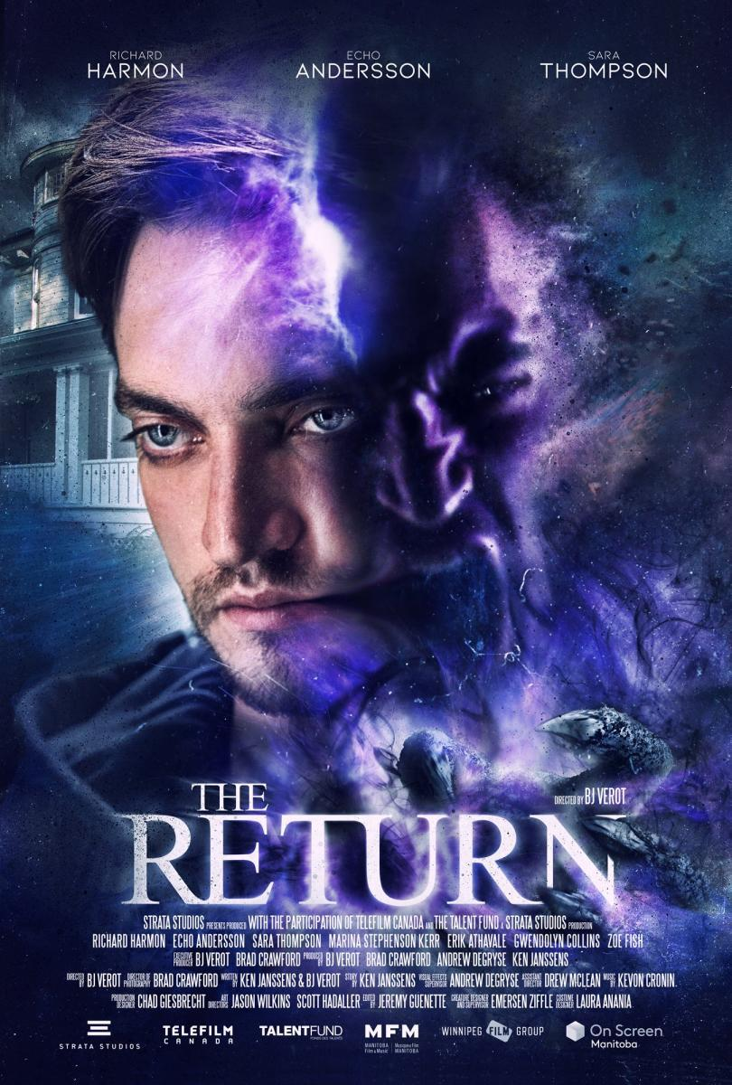 The Return (2020) Full Movie [In English] With Hindi Subtitles | WebRip 720p [1XBET]