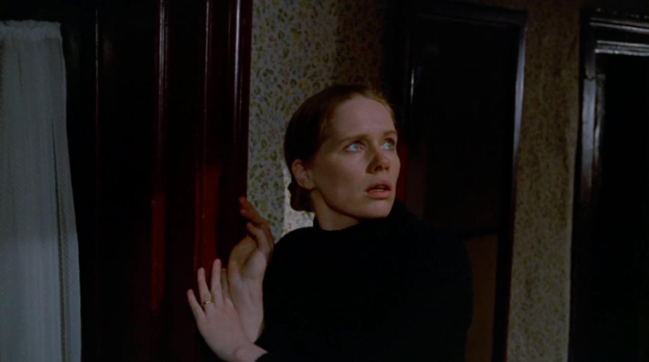 Liv Ullmann in The Night Visitor (1971)