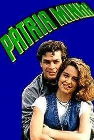 Cláudia Abreu and Fábio Assunção in Pátria Minha (1994)
