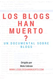 Los Blogs Han Muerto Poster