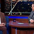 Hank Azaria and Stephen Colbert in Hank Azaria/Suzy Nakamura (2020)