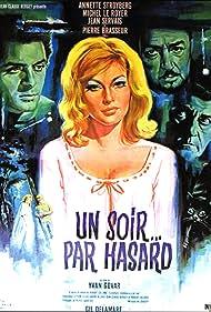Annette Stroyberg in Un soir... par hasard (1963)