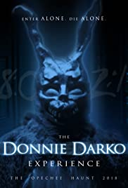 The Donnie Darko Experience Poster