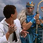 Billy Zane and Adam Sandler in Going Overboard (1989)