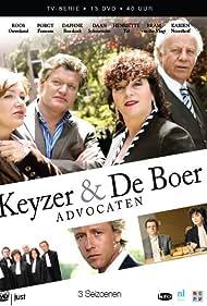 Porgy Franssen, Roos Ouwehand, Daan Schuurmans, Henriëtte Tol, and Bram van der Vlugt in Keyzer & de Boer advocaten (2005)