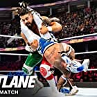 Rey Mysterio and Manny Andrade in WWE Fastlane (2019)