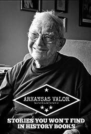 Arkansas Valor - Claude Clement Jr. Poster
