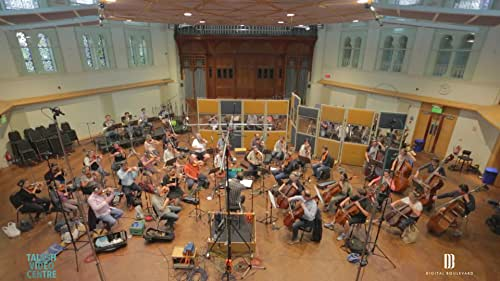 'Cognition' BBC Concert Orchestra Performance at Air Studios