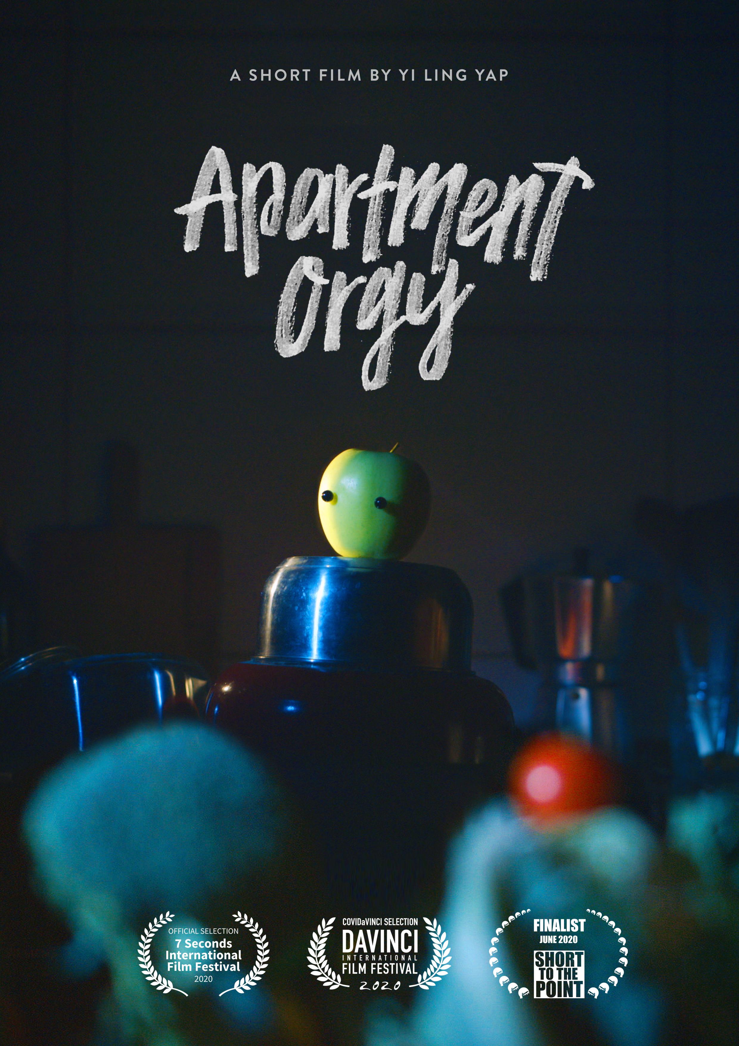 Apartment Orgy