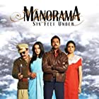 Raima Sen, Gul Panag, and Abhay Deol in Manorama: Six Feet Under (2007)