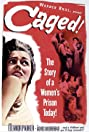 Caged (1950) Poster