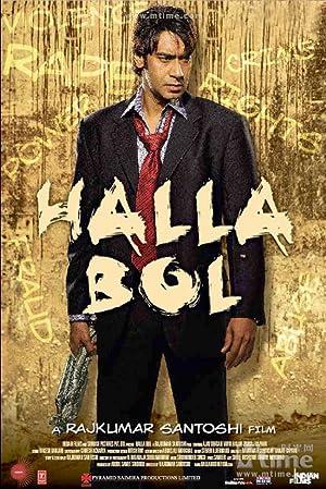 Where to stream Halla Bol