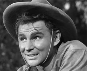 Stephen Joyce in Bronco (1958)