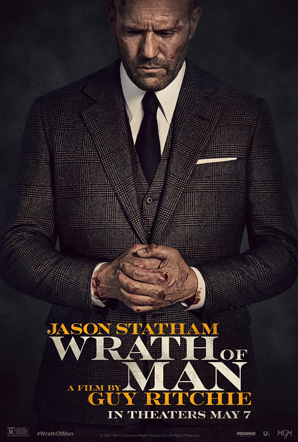 Wrath of Man 2021 Hindi ORG Dual Audio 720p| 480p BluRay ESub 1GB | 500MB Download