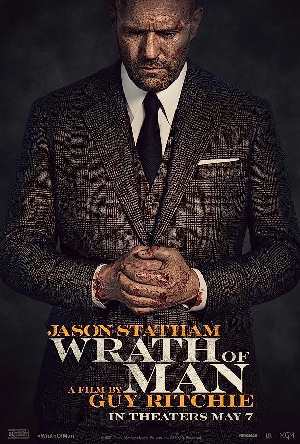 Wrath of Man (2021) Hindi Dubbed