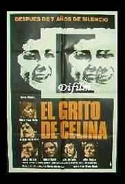 El grito de Celina Poster